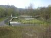Poste de refoulement Sous les Roches (3 pompes - 440 m3/h) combiné à un bassin de retenue de pollution de 800 m3