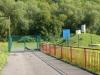 Poste de relèvement Sainte Anne equipé de 3 pompes de 200 m3/h combiné à un bassin de retenue de pollution de 5000 m3