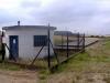 Poste de refoulement PR4 (3 pompes : 2 pompes de 72 m3/h et 1 pompe de 50 m3/h), combiné à un bassin de retenue de pollution de 250 m3.